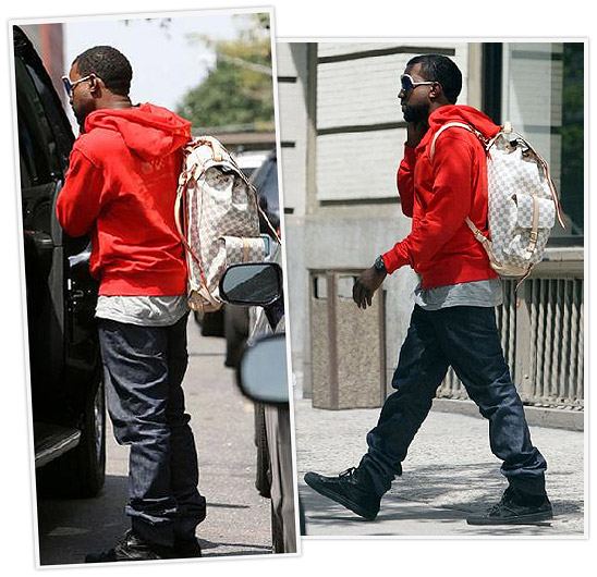 Happy Birthday Kanye!!! » kanye-west-louis-vuitton-backpack1